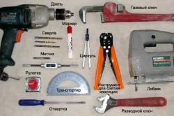 Инструменты для изготовления гидравлического пресса