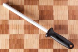 Мусат для заточки кромки ножа
