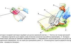 Схемы резки плитки