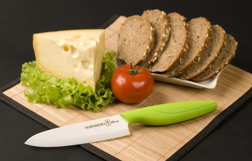 Кухонный керамический нож
