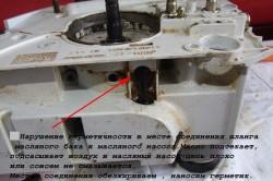 Ремонт бензопилы Штиль при неисправности системы подачи топлива