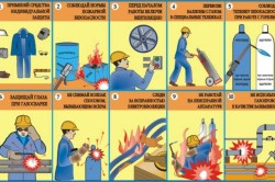 Десять правил сварочных работ