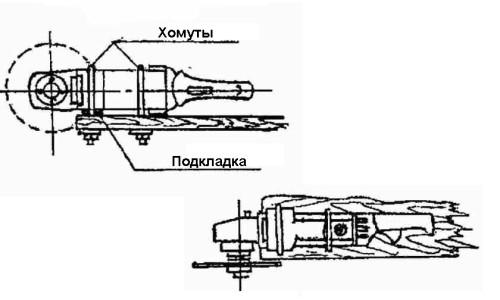 Схема плиткореза из болгарки
