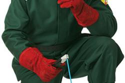 Защитный костюм для плазменной резки