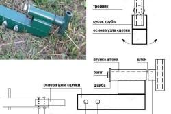 Устройство механизма сцепления адаптера