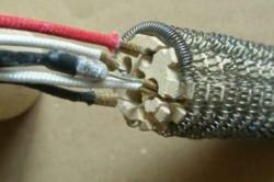 Спираль нагрева для термофена