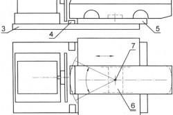 Схема устройства самодельной шлифовальной машинки