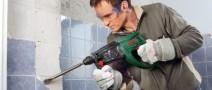 Как выполнить ремонт перфоратора своими руками