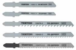 Типовой набор пилок для электролобзика