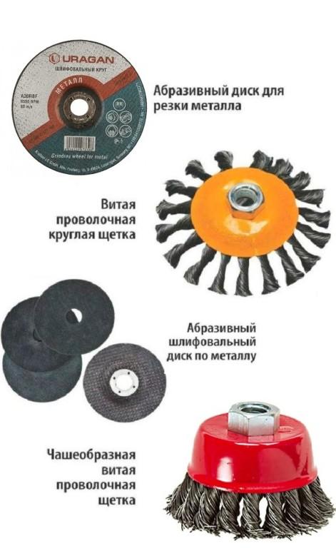 Шлифовальный диск для болгарки своими руками