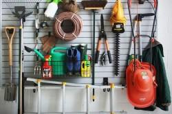 Хранение садового инструмента
