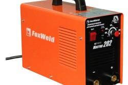 Инверторный сварочный аппарат Fox Weld Master 202