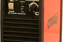 Бытовой сварочный инвертор Спец IMMA-200 российского производства