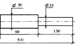 Схема сборки ведущего вала винтового дровокола