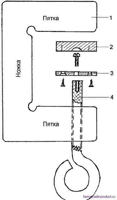 Деревянные струбцины как сделать