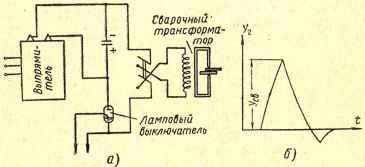 Точечная конденсаторная сварка своими руками схема