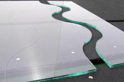 Криволинейная резка стекла