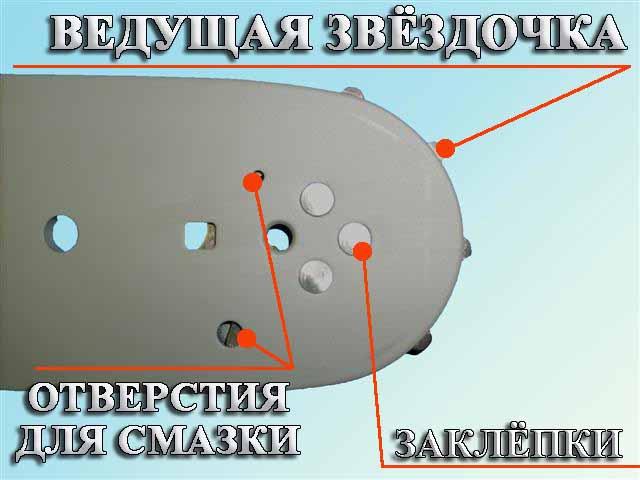 Схема расположения отверстий