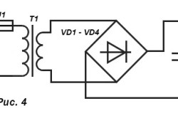 Схема выпрямителя на 12 вольт