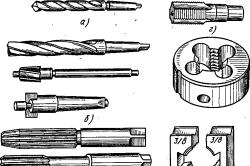 Набор металлорежущего инструмента