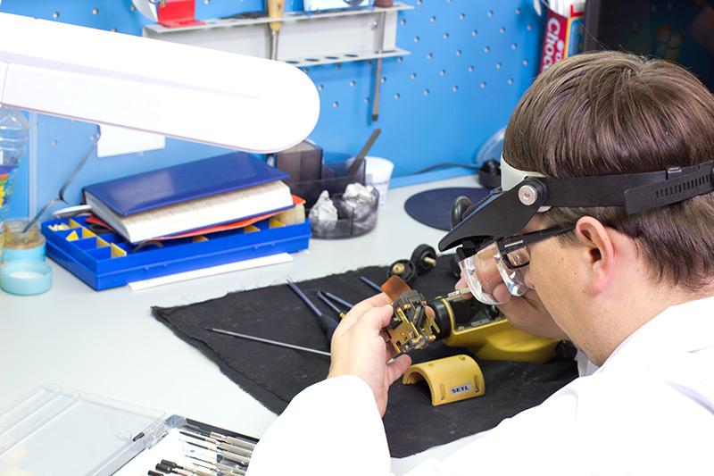 Ремонт лазерный нивелир своими руками