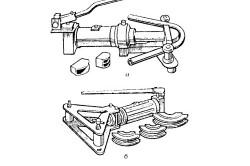 Ручные гидравлические трубогибы