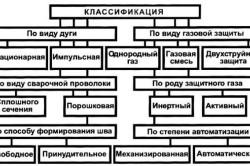 Классификация полуавтоматов