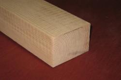 Деревянный брусок для монтажной основы