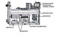 Элементы сварочного инвертора