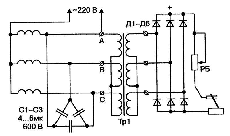 Схема трансформатора сварочного аппарата сварочный аппарат сварог 205 инструкция