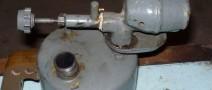 Устройство бензиновой паяльной лампы: инструкция по применению