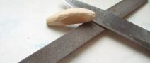Как произвести закалку ножа из напильника?
