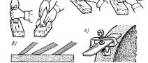 Как проводится заточка фуговальных ножей своими руками?